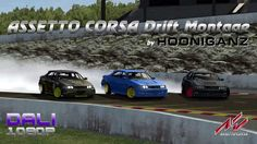 This Assetto Corsa Drift Montage video was developed & made possible for my channel by Hooniganz99. Thank you for this work of art buddy !  Hooniganz99's YT channel: https://www.youtube.com/channel/UCahfE_QKuPm7IIuVMZ-PRxg
