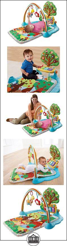 VTech Musik-Spieldecke - Gimnasio para bebé  ✿ Regalos para recién nacidos - Bebes ✿ ▬► Ver oferta: http://comprar.io/goto/B01CO6FNKO