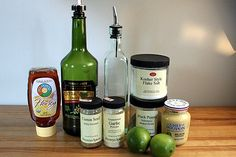 Honey Lime Vinaigrette - A tangy, slightly sweet dressing for salad greens