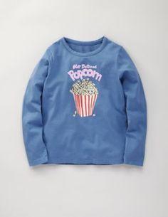 Washed Vintage Print T-Shirt  - http://tilliescloset.blogspot.com/2011/10/popcorn.html