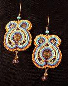 Cleopatra's Cavalry Earrings #212  Amee