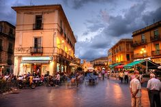 Fancy - Piazza in Pizzo - Calabria, Italy