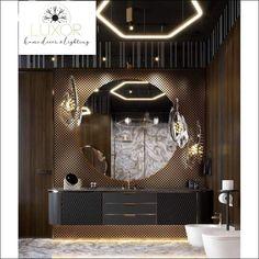 Bathroom Design Luxury, Modern Bathroom, Small Bathroom, Master Bathroom, Colorful Bathroom, Master Baths, Ikea Bathroom, Bathroom Vanities, Bathroom Designs
