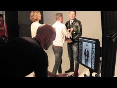 Michael Bublé - Photo Shoot (Behind the Scenes)