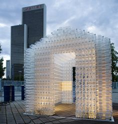Three ways we will build the cities of the future from waste