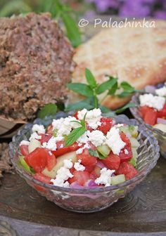 Turkish Shepherd Salad (Coban Salatasi)