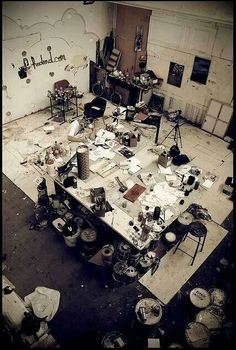 Zheng Chongbin Artist's Studio | Striking | Amazing | Fun | Exciting | Unexpected | Spectacular | Masters | Artists | History | #artHistory #artstudio