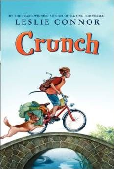 Crunch by Leslie Connor -- What happens when you run a bicycle repair shop and there is a gasoline shortage?