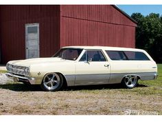 Third Annual Photo Contest Hot Rods 1965 Chevy Chevelle Wagon
