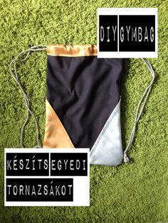 || DIY || gymbag •• csináldmagad tornazsák