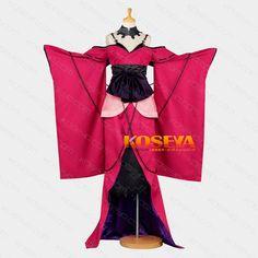 Unbreakable Machine Doll Yaya Kimono dress Cosplay Costume flower pin kimono set-inCostumes & Accessories from Apparel & Accessories on Alie...