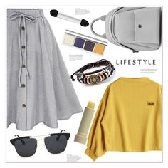 """""""Lifestyle"""" by mycherryblossom ❤ liked on Polyvore featuring RMK and Fresh"""
