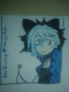 Servamp Color pictire ♡Sleepy Ash
