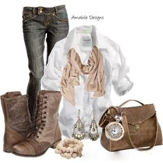 Winter Outfits Polyvore | 28 Trendy Polyvore Outfits Fall/Winter - Fashion Diva Design