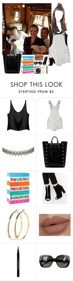 """""""supprise birthday party for Eleanor"""" by nblankenship ❤ liked on Polyvore featuring Assya London, Mulberry, Pieces, Givenchy and Bottega Veneta"""