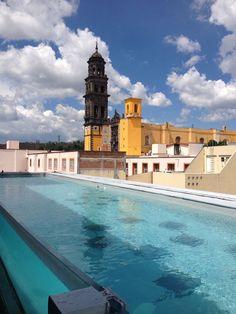 Hotel Purificadora, Puebla, México
