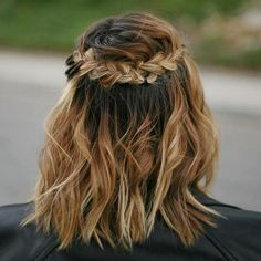 Braids for Short Hair: 20 Newest Ideas – Page 3 – Foliver blog