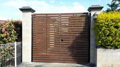 Termite Buster is a revolutionary fencing system that combines the elements of steel posts and treated pine railings and palings in a contemporary finish. Timber Fencing, Fence, Contemporary, Outdoor Decor, House, Home Decor, Wood Fences, Homemade Home Decor, Wooden Fences