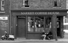 market coffee house