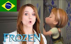 Frozen - Você quer brincar na neve