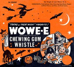 Vintage Halloween Advertisements (45 Images) | Church of Halloween