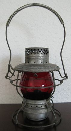 Your place to buy and sell all things handmade Old Lanterns, Railroad Companies, Utility Services, Farm Barn, Vintage Lamps, Glass Globe, Cool Tools, Locomotive, 1930s