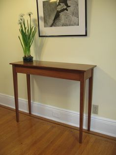 Best Of Mission Style Entry Table