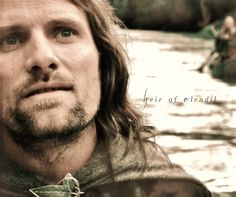 """thecrownlesskings: """"…his hood was cast back, and his dark hair was blowing in the wind, a light was in his eyes: """" a king returning from exile to his own land. """" Kings of Middle-earth: Thorin and Aragorn"""