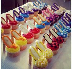 High heels cupcakes - cupcake, Milano & biscotti