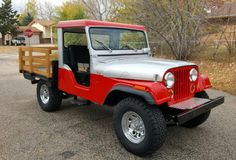 1956 Willys CJ-5 - Photo submitted by Gary Eisenberg.