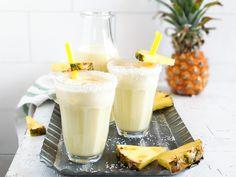 Pina-Banana-Colada Mocktail