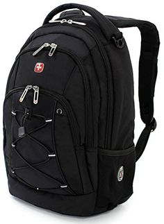 54187c80d9bb Best Budget  Swiss Gear SA1186 Bungee Backpack  45 Laptop Backpack