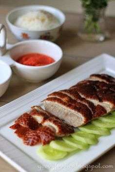 Eat Your Heart Out: Recipe: Crispy-skin Chinese Roast Duck 烤鸭