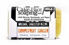 Grapefruit Ginger
