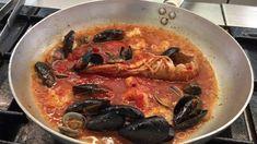 Grande cucina al Ristorante Continental di Lignano Pineta: Spaghetti all...