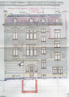 Ixelles - Place Albert Leemans