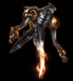 Chaos Legion, King Of Fighters, Fantasy Creatures, Game Character, Fantasy Art, Beast, Lion Sculpture, Statue, Ethereal