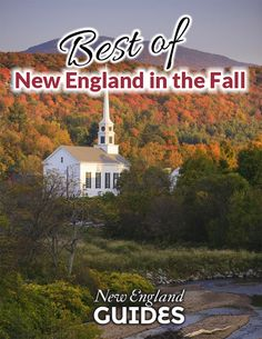 A collection images celebrating the beauty of fall in New England from our talented Instagram community.
