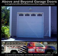 Commercial Garage Doors, Port Jefferson, Garage Door Installation, Nassau County, Garage Door Repair, Long Island Ny, Above And Beyond, Home Interior Design, Roslyn Heights