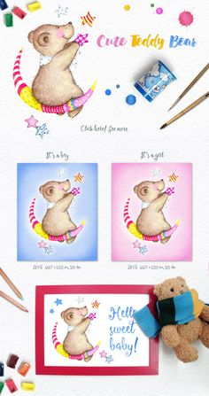 40%OFF! Watercolor Animals + BONUS by Eva-Katerina on @creativemarket