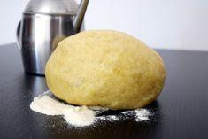 Pasta brisée all'olio con farina di kamut