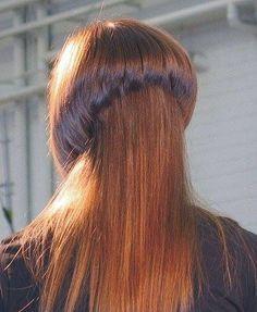 Short Bob Hairstyles, Cool Hairstyles, Latest Hairstyles, Disconnected Haircut, Dramatic Hair, Hair Addiction, Bald Hair, Beautiful Haircuts, Extreme Hair