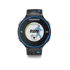 Relógio Esportivo com Monitor Cardíaco, GPS e Bluetooth Garmin Forerunner 620 - Azul/Preto - Esporte e Fitness