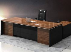 Office Counter Design, Office Table Design, Reception Desk Design, Office Furniture Design, Office Interior Design, Office Interiors, Modern Office Table, Modern Home Offices, U Shaped Office Desk