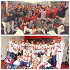 2006 World Series Champion St Louis Cardinals...then and 10 years later! Cardinals Game, Cardinals Baseball, St Louis Cardinals, 2006 World Series, Famous Sports, 10 Anniversary, World Championship, Baseball Cards, History