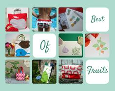 "DIY - Best of ""Fruits"" par *Tadaam!"