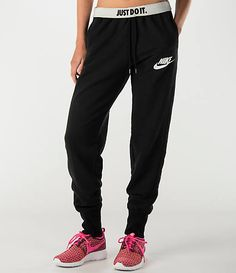 Women's Nike Rally Plus Jogger Pants
