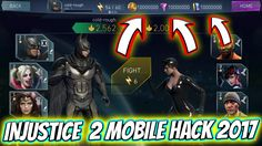 Injustice 2 hack  Free Gems and Gold