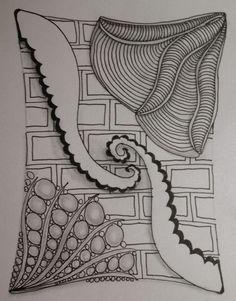 Zentangle.