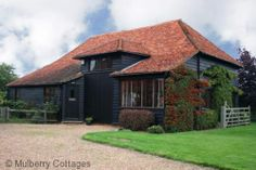 HCC | Latters Farm Barn, Tudeley, Kent Farm Barn, Cottages, Cabin, House Styles, Holiday, Home Decor, Cabins, Vacations, Decoration Home